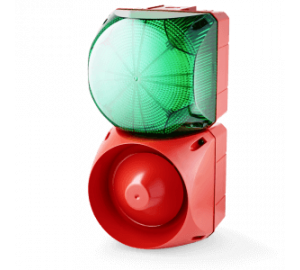 ASX+QBX светозвуковой оповещатель