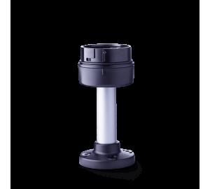 PC7MR Основание трубки из алюминия с пластиковой ножкой 250 мм