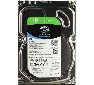 HDD 4000 GB SkyHawk (ST4000VX000) (4 TB) SATA-III Жесткий диск (HDD) для видеонаблюдения