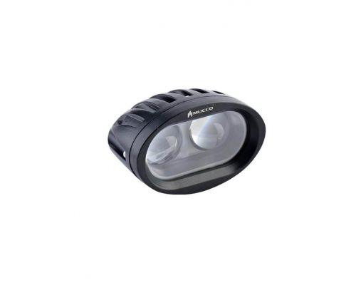 Синий точечный фонарь безопасности для вилочного подъемника SNT-BL182-4