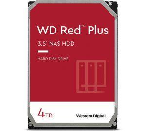 "Жесткий диск WD Red Plus WD40EFZX, 4ТБ, HDD, SATA III, 3.5"""