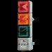 STB3 Комбинированный оптический ксеноновый и светодиодный маяк