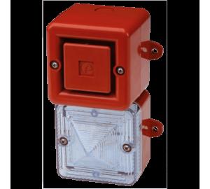 AL100X Звуковой сигнализатор и ксеноновый проблесковый маячок