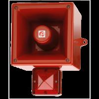 AL121AXX Аварийный голосовой оповещатель и ксеноновый маяк