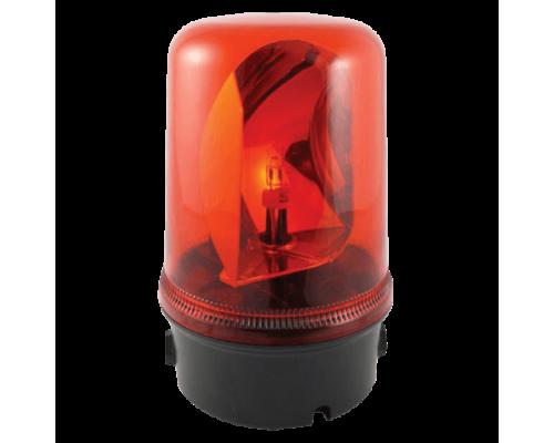 B400RTH Вращающийся проблесковый маяк с галогенной лампой