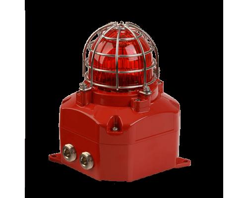 D2xB1X10 Взрывобезопасный ксеноновый строб-маяк на 10 Дж