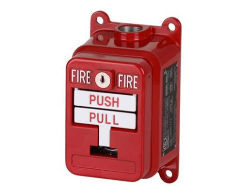 D1xCP1-PS Ручной взрывозащищенный пост управления сигнализацией