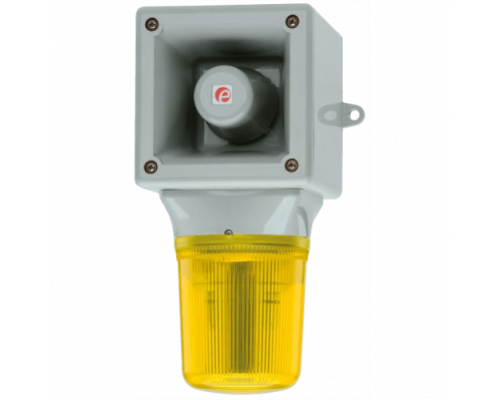AB105LDA Аварийный звуковой оповещатель и светодиодный маяк
