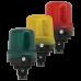 B100SLF Проблесковый маяк для монтажа на панели с лампой накаливания