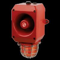 DL112X Звуковой оповещатель и ксеноновый маяк