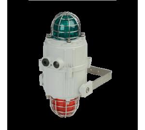 MCBLD2X05 Светодиодный и ксеноновый строб-маяк морского исполнения