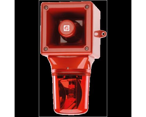AB105RTH Аварийный звуковой оповещатель и проблесковый маяк