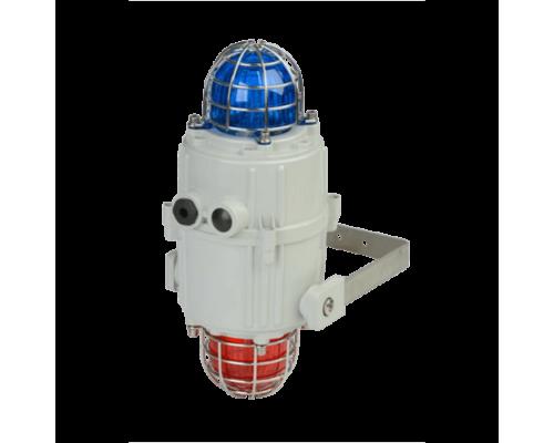 MCBX05X05 Двойной ксеноновый строб-маяк морского исполнения