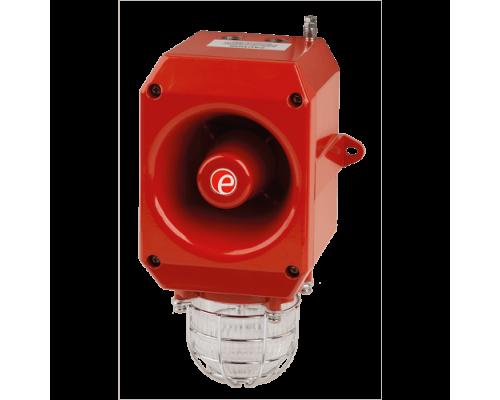 D2xC1X05 Взрывобезопасный сигнализатор и ксеноновый строб-маяк на 5 Дж