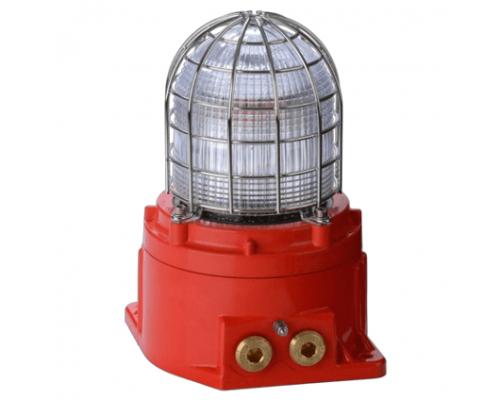 GNExB2X10 Взрывозащищенный ксеноновый строб-маяк на 10 Дж