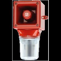 AB105STR Аварийный звуковой оповещатель и ксеноновый строб-маяк