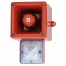 AL105NX Звуковой сигнализатор и ксеноновый проблесковый маяк
