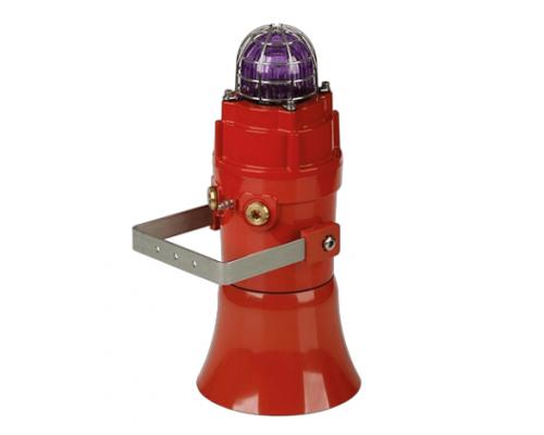 D1xC1X10F Взрывобезопасный сигнализатор и ксеноновый строб-маяк