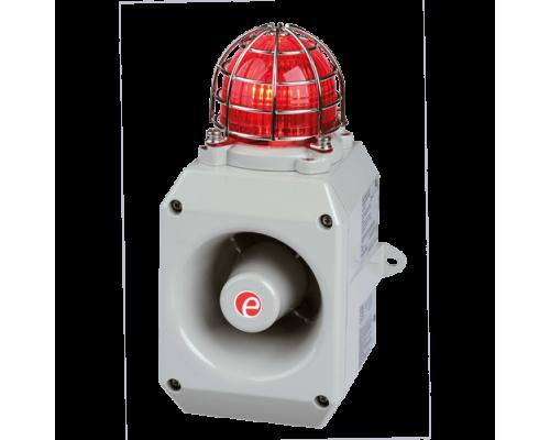 D2xC1X10 Взрывобезопасный сигнализатор и ксеноновый строб-маяк на 10 Дж