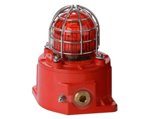 GNExB1X05 Взрывозащищенный ксеноновый строб-маяк на 5 Дж