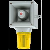 AB112LDA Аварийный звуковой оповещатель и светодиодный маяк