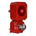 D2xC2LD2-H Звуковой и светодиодный синхронизированный сигнализатор