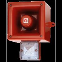 AL112NX Звуковой сигнализатор и ксеноновый строб-маяк