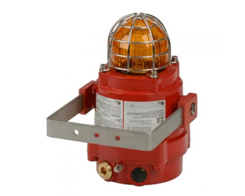 BExBGL2 Взрывозащищенный многофункциональный светодиодный индикатор состояния и маяк