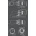 H100TL Сигнальный рупор и светодиодный маяк