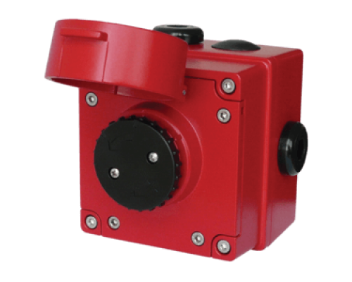 IS-CP4A-PB / IS-CP4B-PB Искробезопасная аварийная кнопка вызова