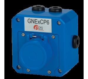 GNExCP6-PT Ручной взрывозащищенный кнопочный извещатель