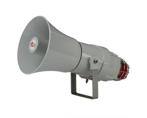 D1xC2X05F Взрывобезопасный сигнализатор и ксеноновый строб-маяк на 125 Дб и 5 Дж