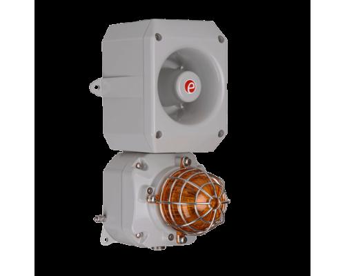 D2xC2LD2 Взрывобезопасный звуковой и светодиодный сигнализатор
