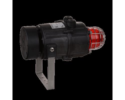 E2xC1X05R Взрывозащищенный радиальный сигнализатор и ксеноновый строб-маяк