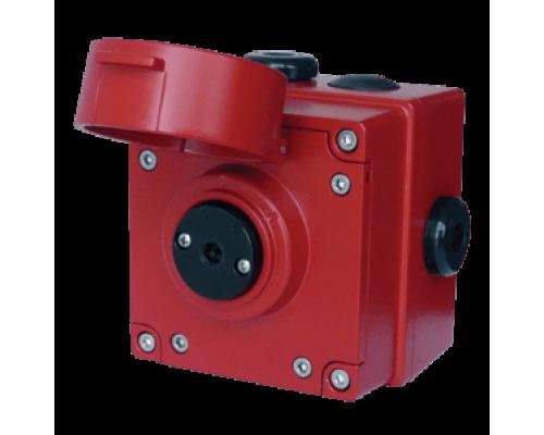 IS-CP4A-PT / IS-CP4B-PT Искробезопасная аварийная кнопка вызова с ключом