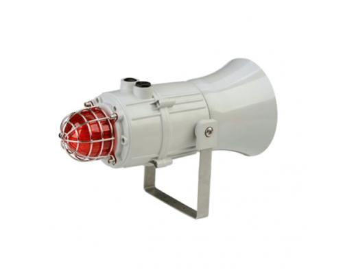 MC1LD2F Звуковой сигнализатор и светодиодный маяк морского исполнения