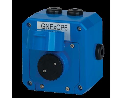 GNExCP6-PB Ручной взрывозащищенный кнопочный извещатель