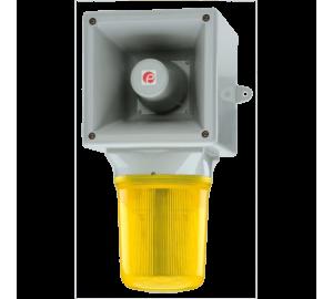 AB121LDA Аварийный звуковой оповещатель и светодиодный маяк