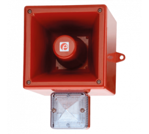 AL121X Звуковой сигнализатор и ксеноновый строб-маяк