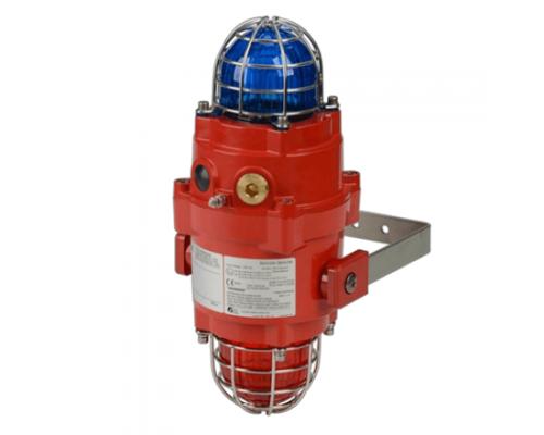 BExCBGL2-05 Взрывозащищенный светодиодный и ксеноновый 5 Дж двойной маяк