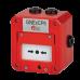 GNExCP6-BG Ручной взрывозащищенный извещатель с активацией разбитием стекла