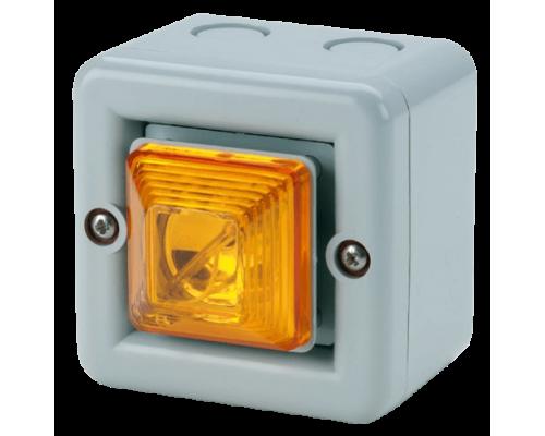 SONF1 Звуковой сигнализатор и маяк с лампой накаливания