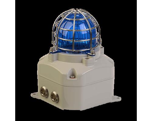 D2xB1X05 Взрывобезопасный ксеноновый строб-маяк 5Дж