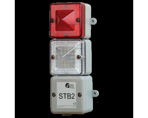 STB2 Комбинированный оптический ксеноновый и светодиодный маяк