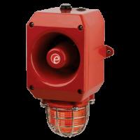 DL105X Звуковой оповещатель и ксеноновый маяк