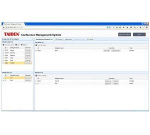 TAIDEN HCS-5300WS