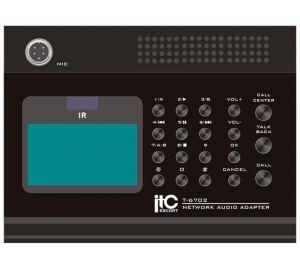 ITC ESCORT T-6702 Микрофонная консоль