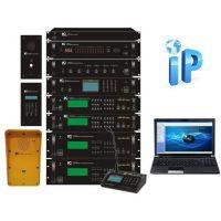ITC ESCORT IP System голосового оповещения и трансляции