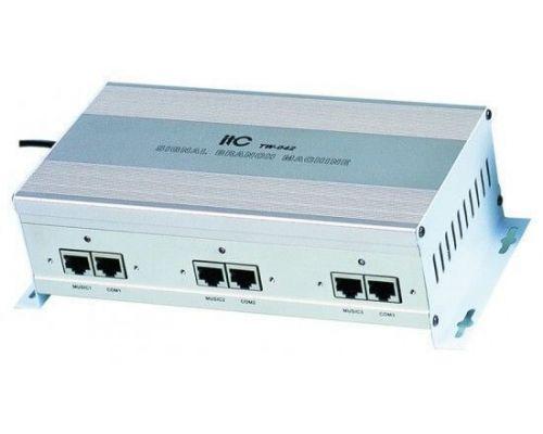 ITC ESCORT TW-042 Сетевой разветвитель