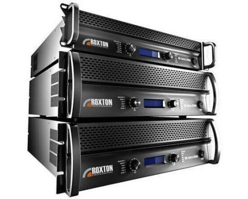 ROXTON RX-Extra 3000 2-х канальный усилитель мощности